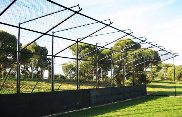 Cricket Net Fence - Chain Wire