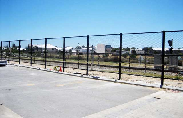 Heavy Duty Chain Wire Fence