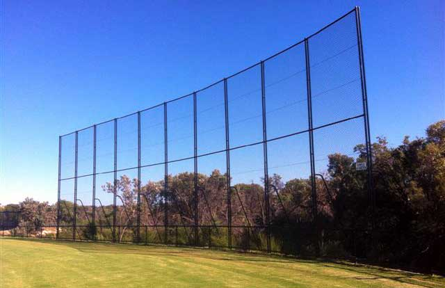 Chain Wire Sporting Fence