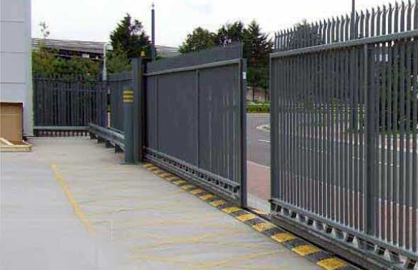 Commercial Industial Gates