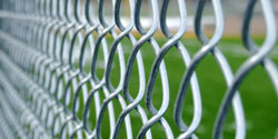 chain wire fence