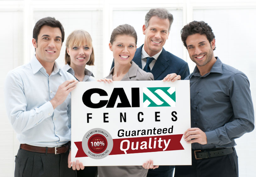 CAI Fences Team