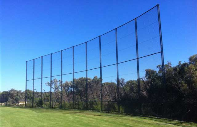 Sporting Ground Fencing